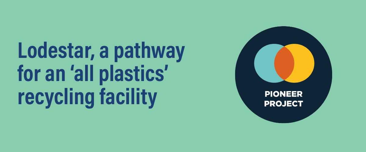 Project Lodestar Models A Pathway To Recycle 'All Plastic
