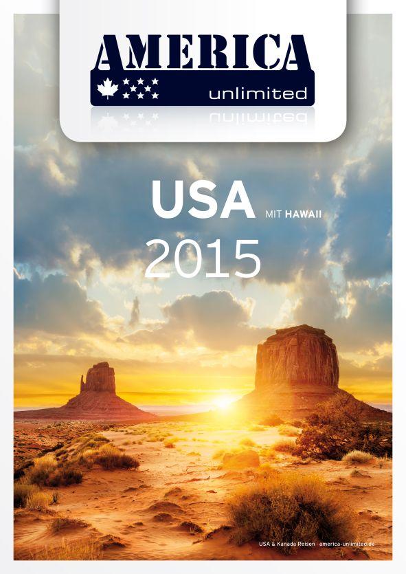 Alles neu macht America Unlimited in 2015