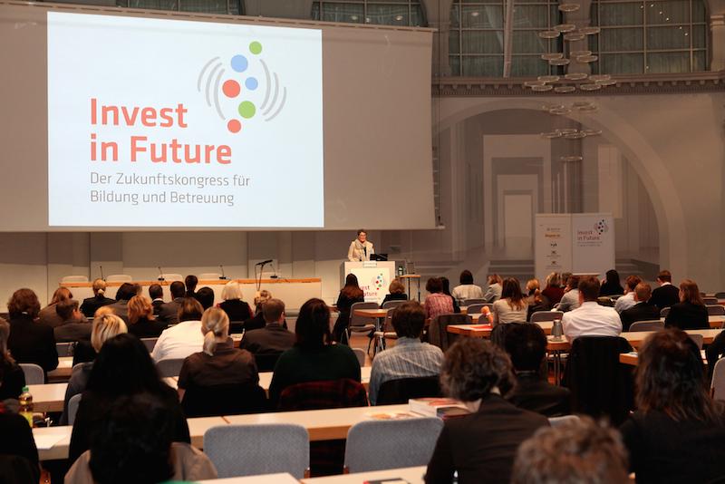 Invest in Future: Zukunftsszenarien f�r Bildung und Betreuung in Deutschland