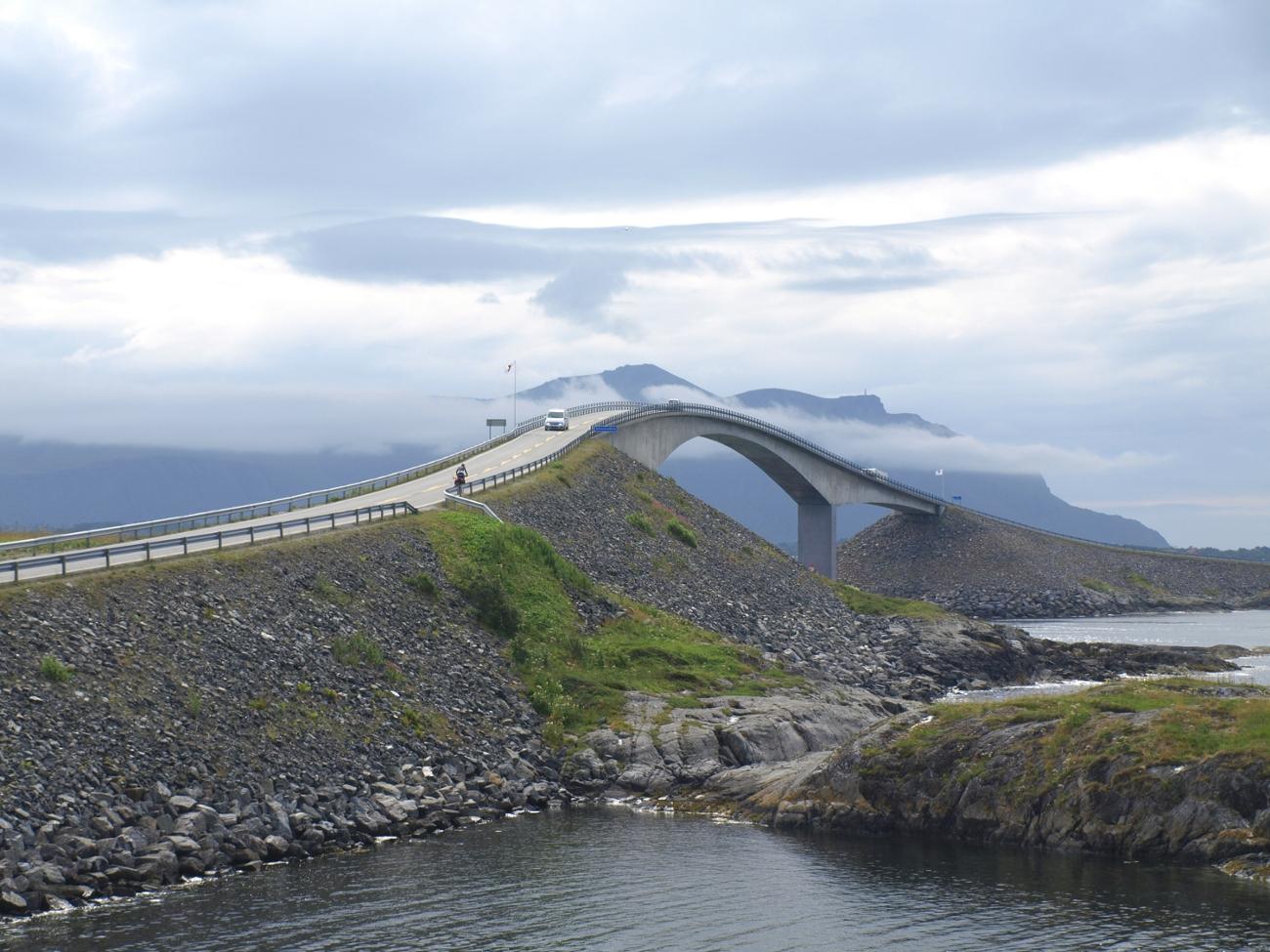 Neue Reisen nach Skandinavien