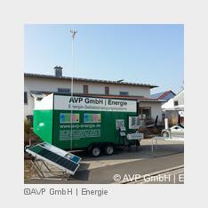 Energie Selbstversorgungssysteme - AVP startet Crowdfunding