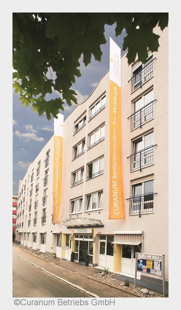 betreutes wohnen augsburg curanum seniorenresidenz am m hlbach firmenpresse. Black Bedroom Furniture Sets. Home Design Ideas