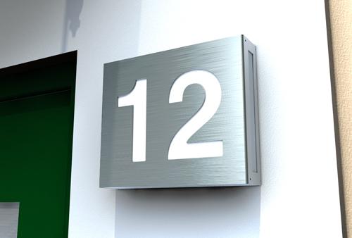 emeleon die hausnummer der zukunft firmenpresse. Black Bedroom Furniture Sets. Home Design Ideas