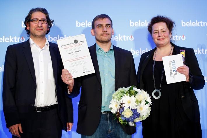 belektro 2016: Das sind die Gewinner des Ideenwettbewerbs SMART LIGHTING / Gesucht und gefunden: smarte Ideen f�r smarte Lichtl�sungen (FOTO)