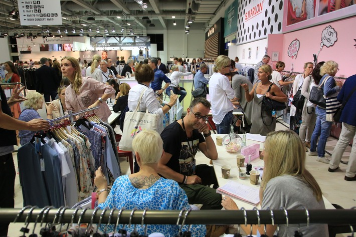 Panorama Berlin: Die größte Modemesse Europas expandiert weiter - Leitmesse der Berlin Fashion Week präsentiert für die Herbst/Winter 2017/2018 Saison über 800 Marken (FOTO)