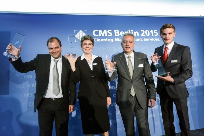 Premiere für CMS Purus Innovation Award - Branchen-Auszeichnung wird am 19. September als Innovationspreis für intelligente Produkte und Lösungen verliehen (FOTO)