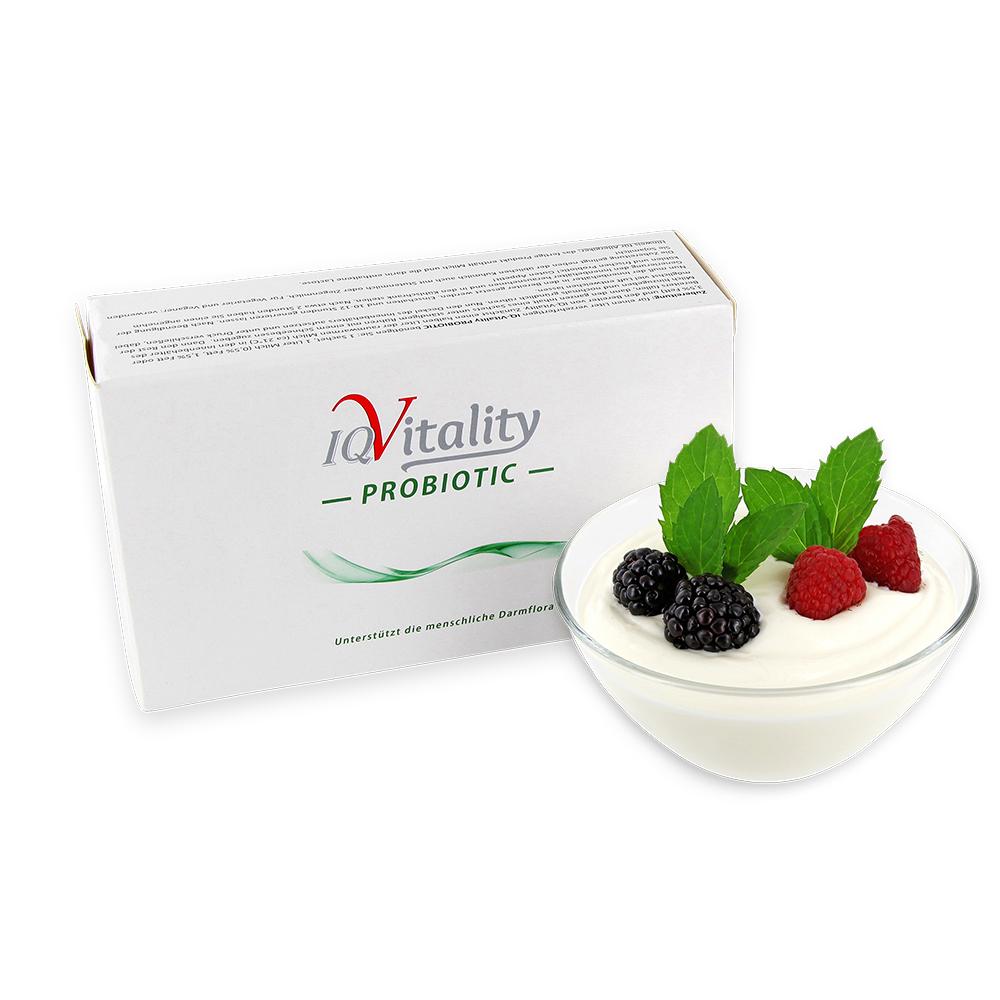 der probiotische joghurt von iq vitality ein erstaunliches fazit firmenpresse. Black Bedroom Furniture Sets. Home Design Ideas