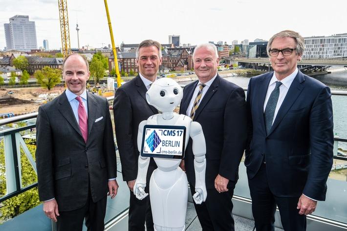 CMS Berlin 2017 das global bedeutendste Branchenevent des Jahres (FOTO)