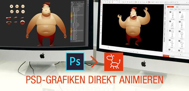 Das neue CrazyTalk Animator 3.1: Ohne Umwege von der Zeichnung zur ...