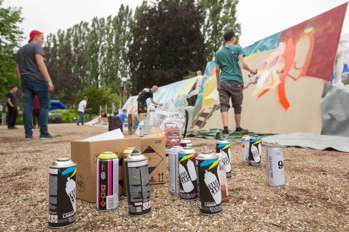 Graffiti Art goes YOU Summer Break:  5. Battle of Schools-Finale (FOTO)