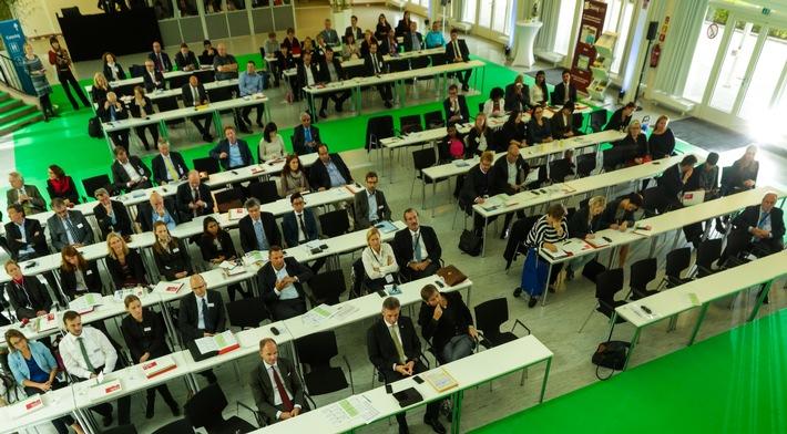 Parallel zur CMS Berlin 2017: Weltkongress der Gebäudedienstleister erstmals in Berlin (FOTO)