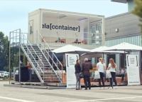 Messestände aus ELA Containern begeistern Unternehmen und Besucher