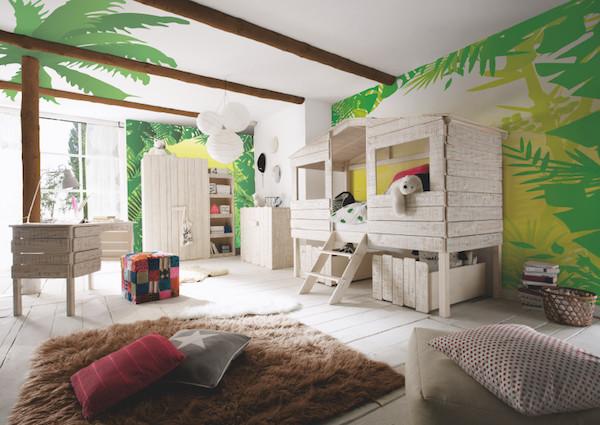 Außergewöhnliche Kinderzimmer | Mehr Fantasie Im Kinderzimmer Firmenpresse
