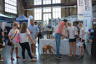 Faszination Heimtierwelt 2018 - zookauf fördert tierliebe DIY-Talente