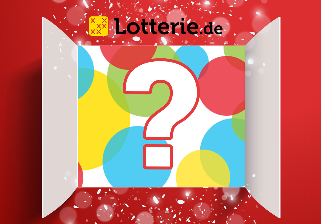Lotterie Adventskalender