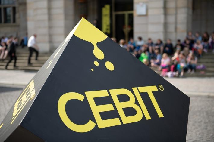 CEBIT bringt Hannovers Innenstadt zum Brummen  (FOTO)
