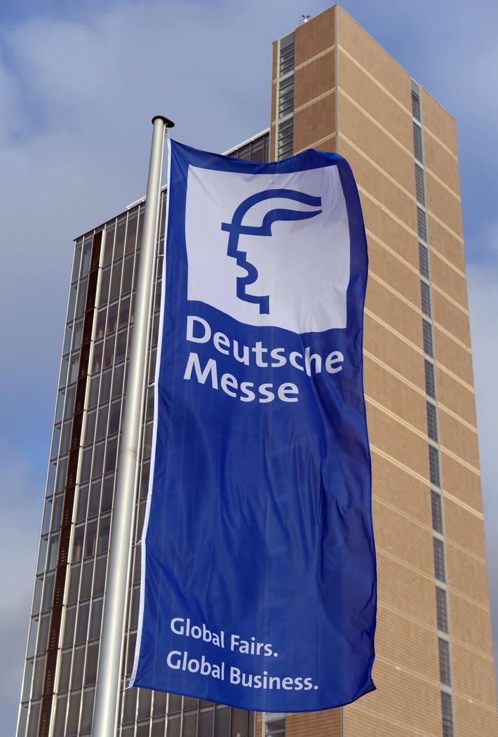 Deutsche Messe: Rekordumsatz in Zeiten des Wandels / Jahresergebnis für 2017 übertrifft die Ziele / Messeveranstalter setzt auf Data-Services (FOTO)