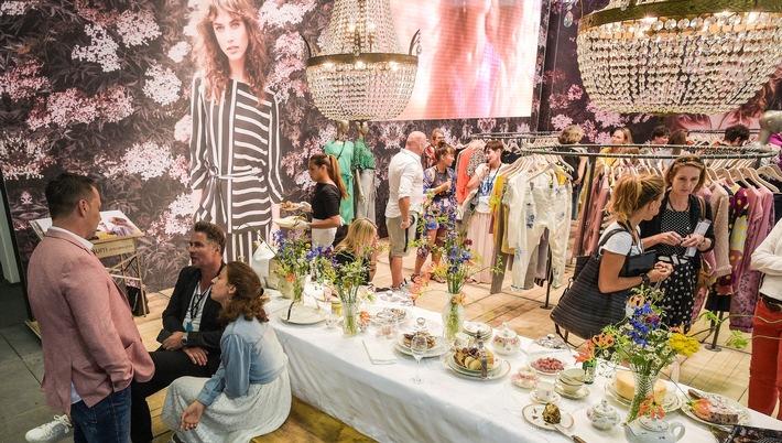 Positives Messefazit: Rund 50.000 Besucher ausüber 90 Ländern sichten die Trends des kommenden Sommers auf der Modemesse Panorama Berlin (FOTO)