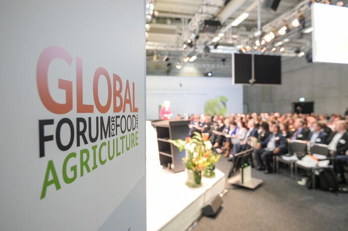 Grüne Woche 2019: Digitalisierung der Landwirtschaft / 11. Global Forum for Food and Agriculture zeigt intelligente Lösungen für die Landwirtschaft der Zukunft (FOTO)