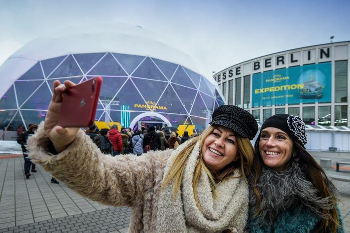 Eröffnungsbericht - Panorama Expedition mit 600 Brands - Bedeutendster Fashion Marktplatz in Deutschland präsentiert die Herbst/Winter 2019-Kollektionen in neun Messehallen (FOTO)
