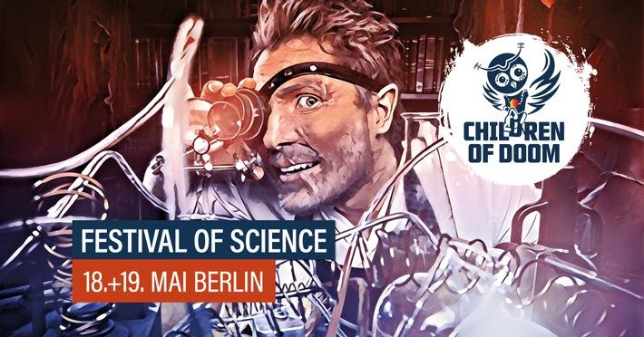Apokalypse ahoi: Wissenschaftsfestival Children of Doom entert Rummelsburger Hafen (FOTO)