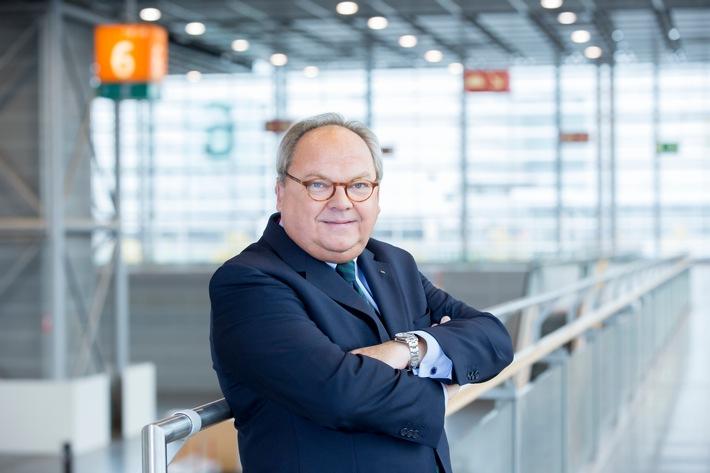 Starke Performance durch effektives Wirtschaften: Messe Düsseldorf bilanziert solides Geschäftsjahr 2018 (FOTO)