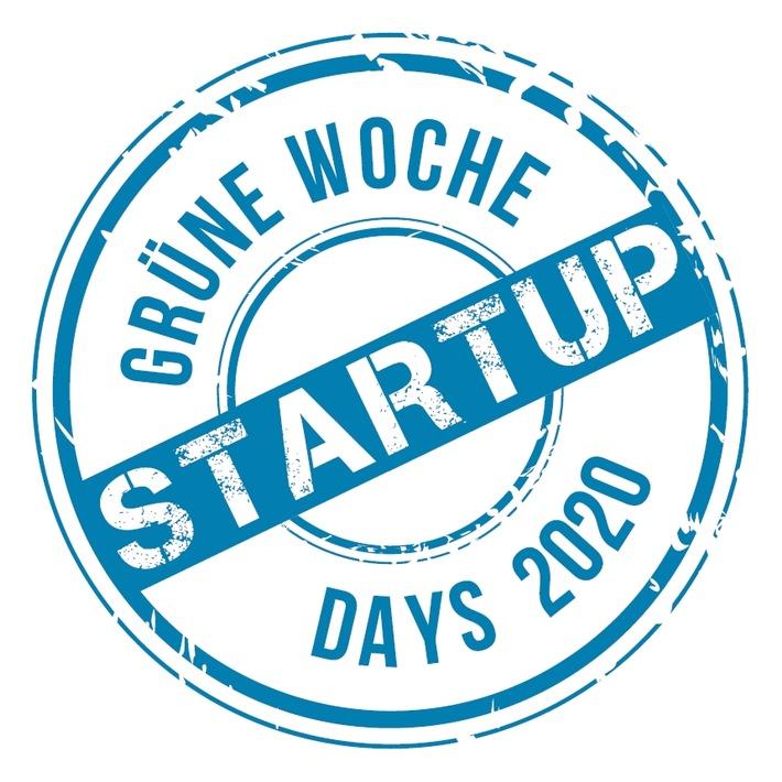 Grüne Woche 2020: Jetzt bewerben für die Startup-Days (FOTO)