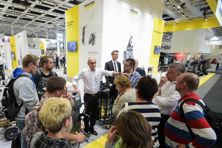Deutschland ist größter Reinigungsmarkt in Europa / Nachwuchs durch Digitalisierung und Technisierung noch mehr für Handwerk begeistern (FOTO)