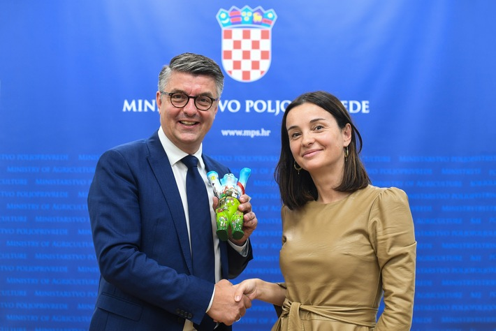 Grüne Woche 2020: Partnerland Kroatien startet Exportoffensive (FOTO)
