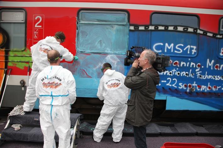 CMS Berlin 2019: Reinigung mit Eventcharakter (FOTO)