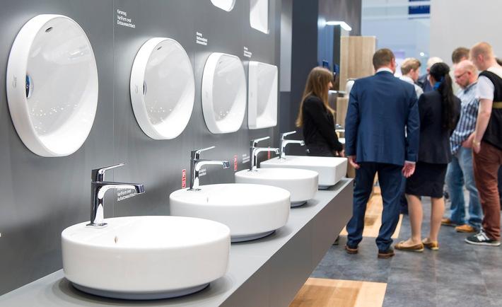 Fachmesse für Sanitär, Heizung, Klima und digitales Gebäudemanagement SHK ESSEN wird vom 10. bis 13. März 2020 zum Hotspot der Branche / Neue Ausstellungsbereiche beleuchten aktuelle Themen (FOTO)