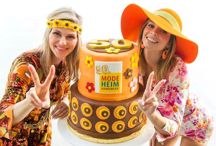Rundes Jubiläum: 50. Mode Heim Handwerk vom 9. bis 17. November / Besucher können sich auf neue Plusmesse für Tierzubehör und Styling Lounge freuen