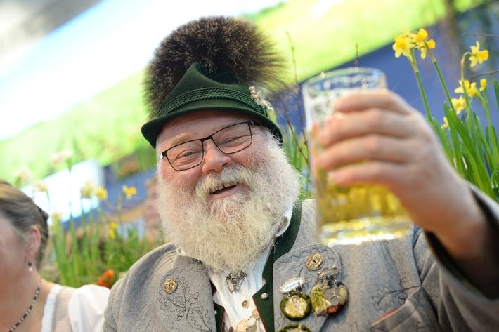 Grüne Woche 2020: Deutschlands regionale Gaumenfreuden - Die deutschen Bundesländer servieren das größte Angebot an landestypischen Köstlichkeiten von der Küste bis zu den Alpen (FOTO)