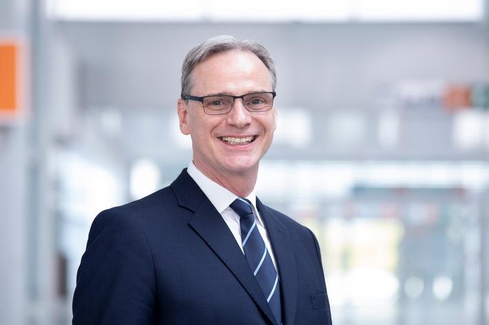 Strategische Weichenstellungen: Wolfram N. Diener wird neuer Vorsitzender der Geschäftsführung der Messe Düsseldorf GmbH / Erhard Wienkamp rückt in die Geschäftsführung auf (FOTO)