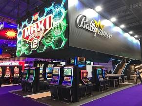 BALLY WULFF glänzt auf internationalem Parkett  Startschuss für die Londoner Gaming Messe ICE