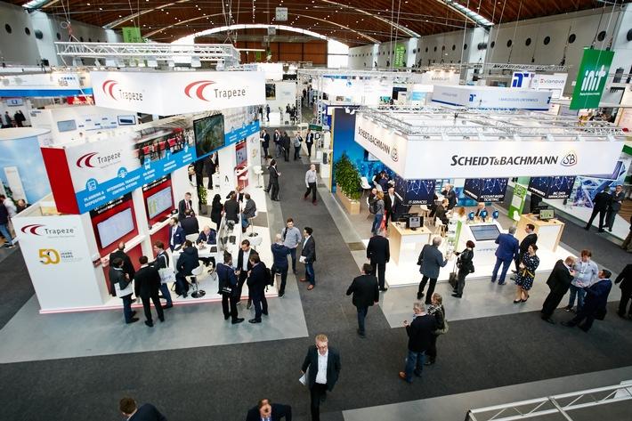 IT-TRANS 2020 startet am Dienstag: Mobilität als digital optimierte Dienstleistung (FOTO)