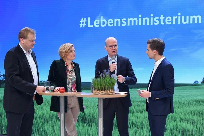 Internationale Grüne Woche 2021 findet als Branchentreff statt (FOTO)