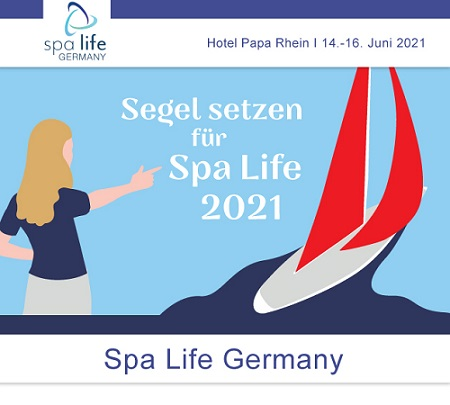 Segel setzen ¬Spa Life Germany 2021 in neuer Location