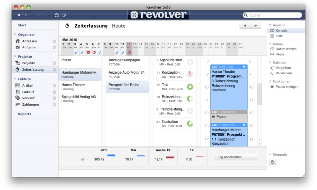 Revolver Solo for Mac OS X 8.4.11 full