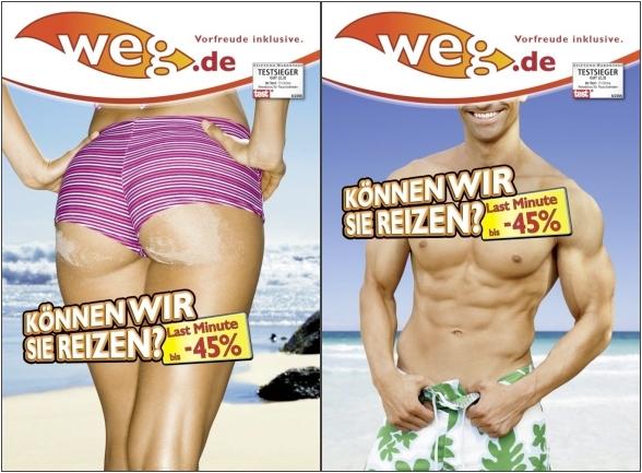 Weg De Werbung