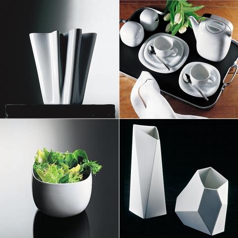 geschirr und vasen der porzellanmarke rosenthal als hochzeitsgeschenk. Black Bedroom Furniture Sets. Home Design Ideas