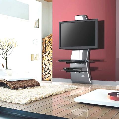 formvollendetes tv rack f r moderne flachbildschirme firmenpresse. Black Bedroom Furniture Sets. Home Design Ideas