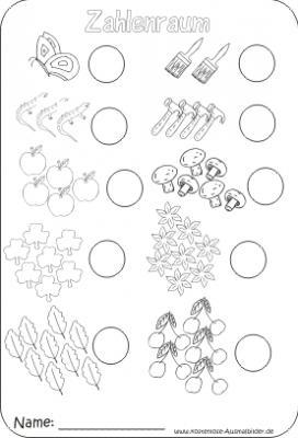 Für Erstklässler ideal: Mit kreativen Arbeitsblättern die spannende ...