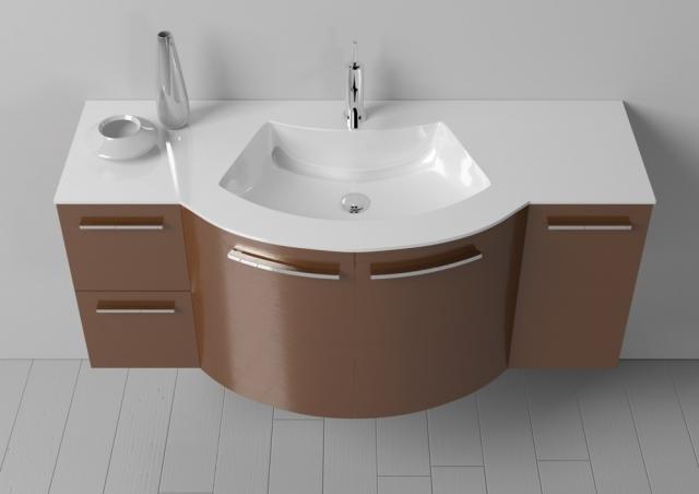 badm bel waschtische und waschbecken fugenlos und auf ma firmenpresse. Black Bedroom Furniture Sets. Home Design Ideas