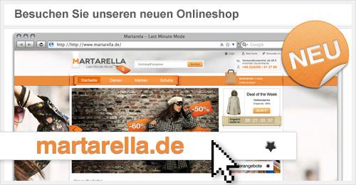 size 40 947a6 33b47 Markenmode bei www.Martarella.de