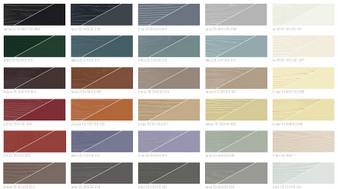 eue farben f r cedral fassadenpaneele von eternit moderner holzhauscharakter ohne holzpflege. Black Bedroom Furniture Sets. Home Design Ideas