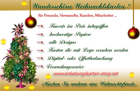 Wer zuerst kommt jetzt firmen weihnachtskarten for Weihnachtskarten text privat