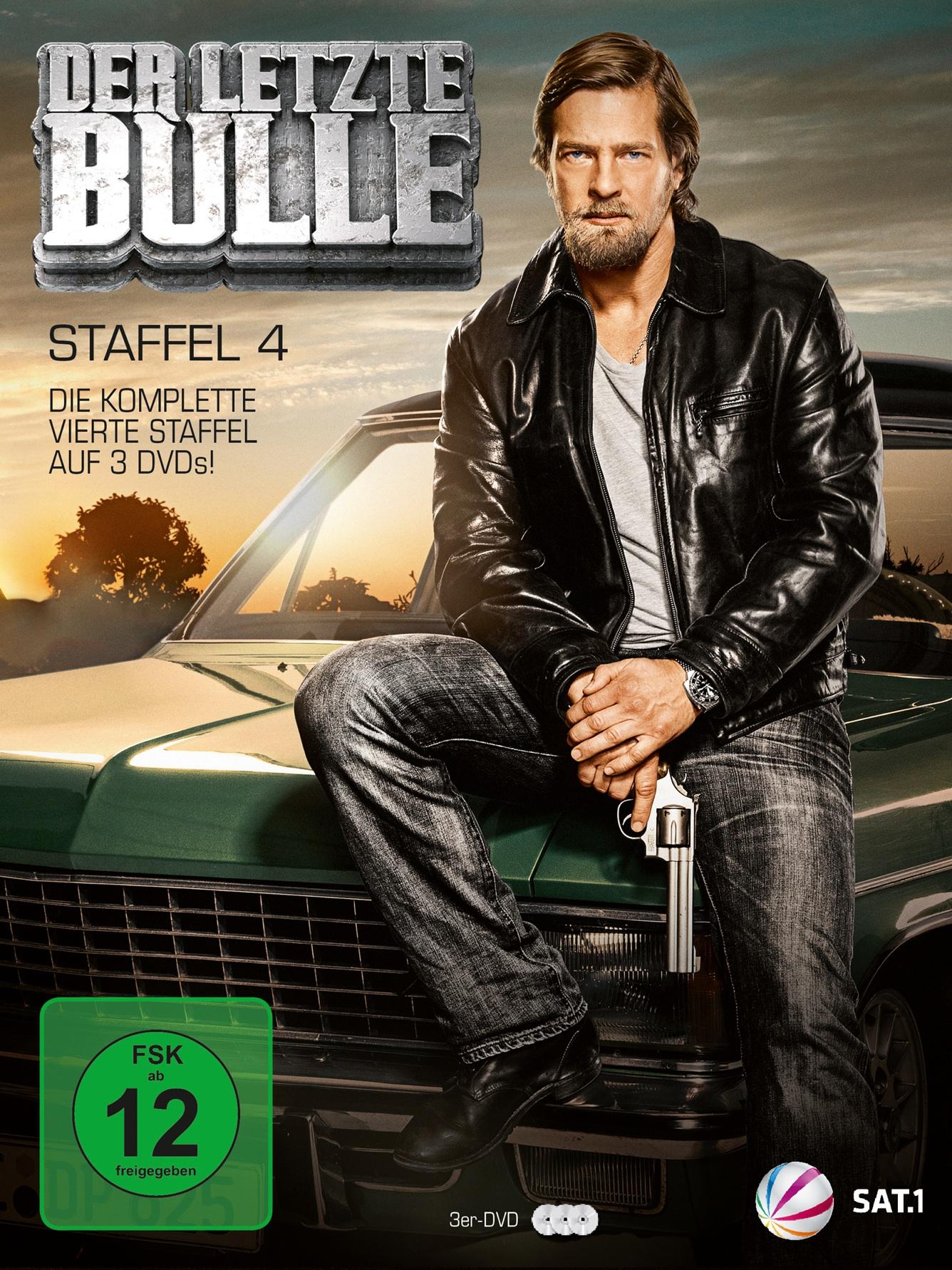 Der Letzte Bulle Die 4 Staffel Jetzt Auf Dvd Vö 17 Mai