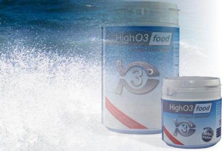 Mit HighO3 food mehr Ausgeglichenheit