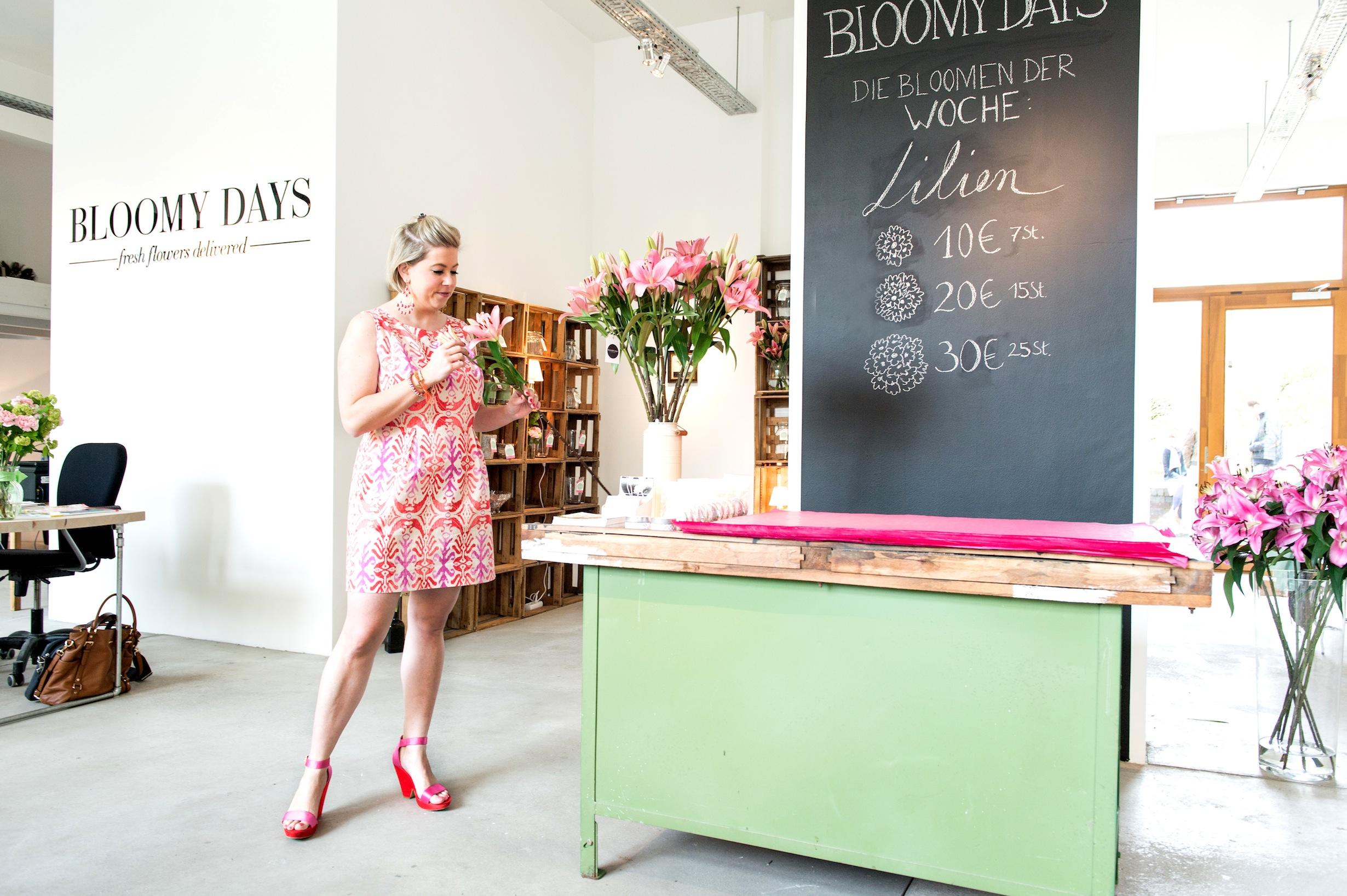 Bloomy Days Eroffnet Ladengeschaft